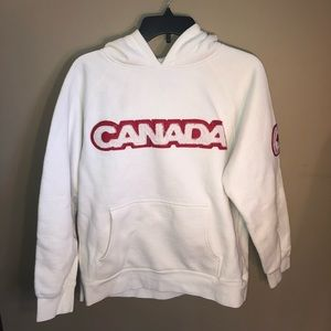 Official Canadian Olympic Sweatshirt